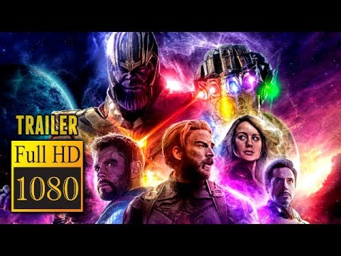 🎥 AVENGERS 4: ENDGAME (2019) | Full Movie Trailer In Full HD | 1080p
