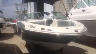 8. 2008 Sea Ray 205 Sport