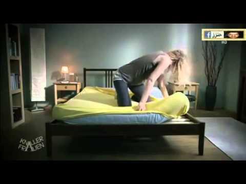 povlekani postele :D