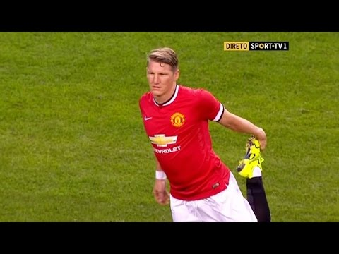 Bastian Schweinsteiger debut for Manchester United – MU vs Club America
