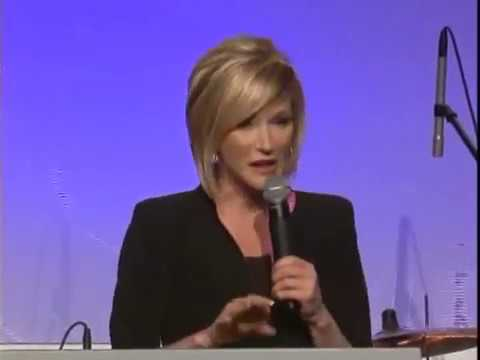 """""""Getting your bounce back """"- Pastor Leadership Conference – 2011- Pastor Paula White –"""