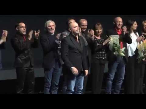 PREMIJERA FILMA STADO: Kojo svoj prvenac posvetio kumu Mandi