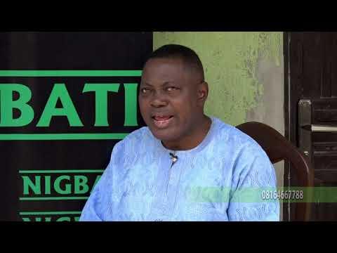 Ifioroweoro Pelu  Alhaji Aderoju Yekini'Onilu fun Sikiru Ayinde Barrister