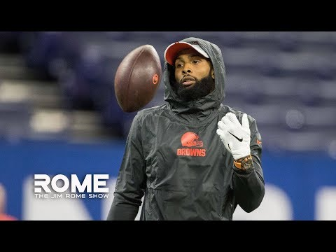 Video: Odell Beckham Jr. Takes Jabs At NY Giants For Making Trade 'Personal' | The Jim Rome Show
