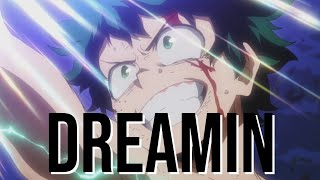 Download Video My Hero Academia AMV - Dreamin (The Score) MP3 3GP MP4