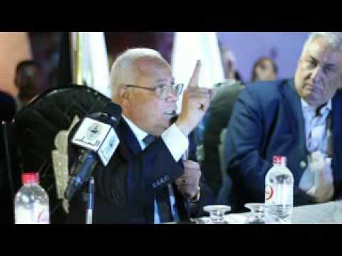بالفيديو.. محافظ بورسعيد يشيد بالمحامين والنقيب سامح عاشور
