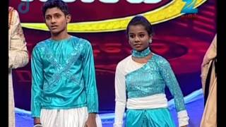 Dance Tamizha Dance Little Masters - Episode 13 - August 30, 2014 - Vijay and Sindhu Performance