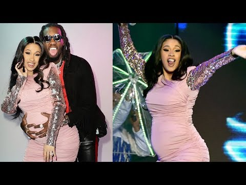 ALL THE DETAILS: Cardi B Has Given Birth !! Kulture Kiari | Hollywire