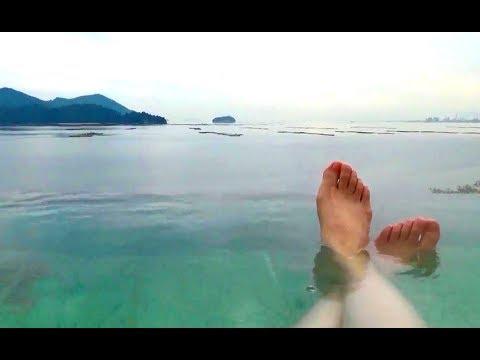 宮島を臨む絶景風呂付きランチ、宮浜グランドホテル