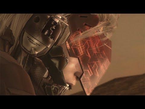 0 Metal Gear Rising: Revengeance and the future of stealth: holographic cardboard