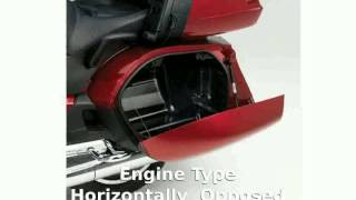 1. 2012 Honda Gold Wing Airbag - Specs and Specification [motosheets]