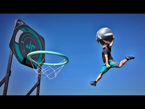 Giant Nerf Edition | Dude Perfect (видео)