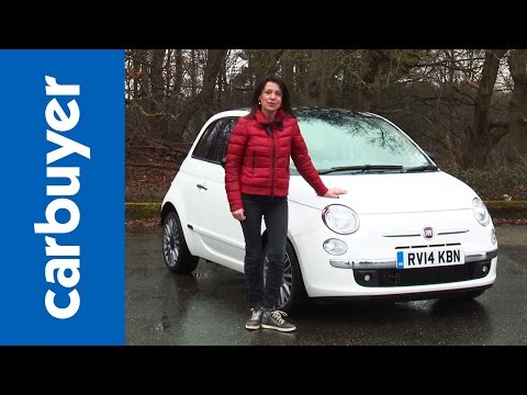 Fiat 500 hatchback review – Carbuyer (reupload)
