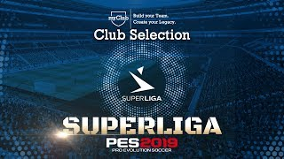 Nonton Pes 2019   Superliga Club Selection Featured Players Trailer Film Subtitle Indonesia Streaming Movie Download