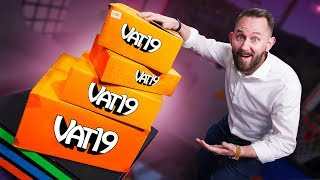 Video Buying & Trying Every Vat19 Mystery Box! MP3, 3GP, MP4, WEBM, AVI, FLV Juni 2019