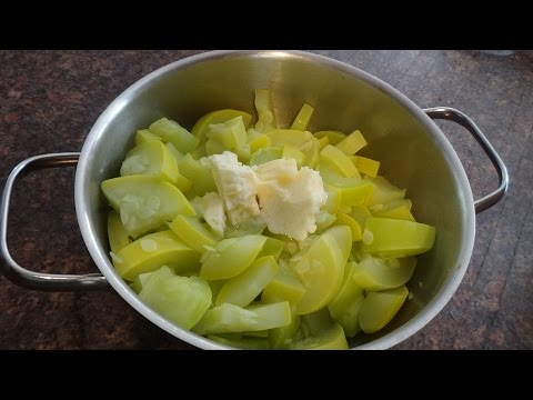 Cooking Yellow Squash