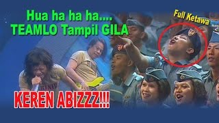Video Gara-Gara TEAMLO, Prajurit Aja Sampe Histeris !!!.... Hua ha ha ...!!! | Lawak Kamera Ria 7 Mei 2013 MP3, 3GP, MP4, WEBM, AVI, FLV April 2019