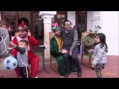 Entrega de Cartas a los Reyes Magos en La Redondela