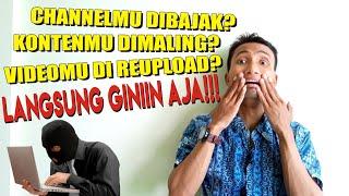 Video Ketahuan Reupload Video, Ini Hukumannya Bro! 🔥 - Bahaya Reuploader Youtube MP3, 3GP, MP4, WEBM, AVI, FLV Juni 2019
