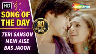Video Teri Saanson Mein - Karle Pyaar Karle Songs - Shiv Darshan - Hasleen Kaur - Filmigaane MP3, 3GP, MP4, WEBM, AVI, FLV Juni 2018