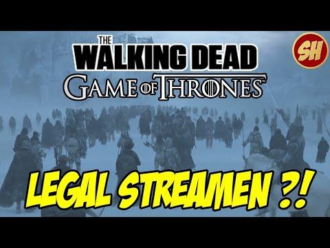 SERIEN LEGAL STREAMEN: Walking Dead & Game of Thrones Staffel 6 | Sky Online | Serienheld