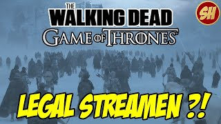 Serien wie The Walking Dead und Game of Thrones Season 6 auf deutsch/ german, online streamen  Staffel 6 stream  Sky Online ▻Links: ...