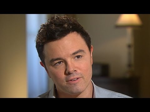 Seth macfarlane - ABC's Barbara Walters interviews 