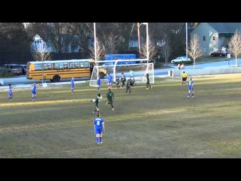 Chamblee JV Boys Goals Scored vs. Clarkston H.S. at Chamblee 02/26/2016
