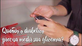 Momento Clinic Farma - Quando o diabético deve medir sua glicemia?