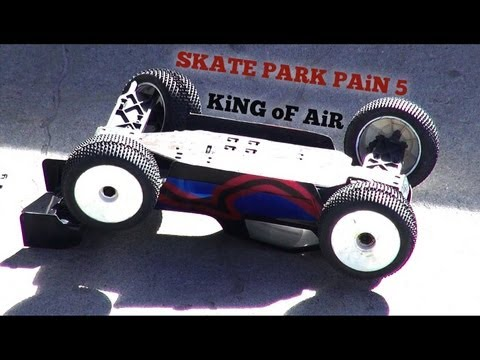 RC ADVENTURES - SKATE PARK PAiN 5 - KiNG oF AiR - The MiLE HiGH CLUB