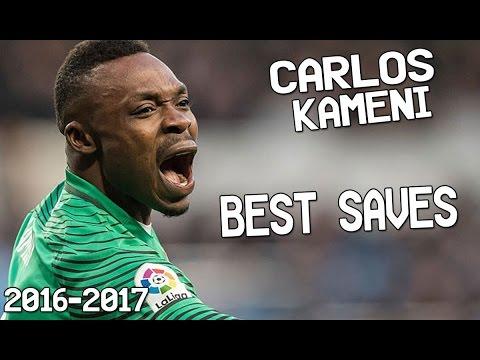 Best Saves / Malaga CF 2016-2017