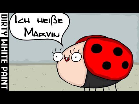 Ich heiße Marvin