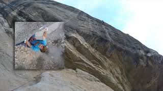 BON COMBAT FIRST ASCENT UNCUT by Chris Sharma