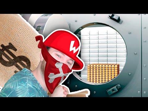 ОГРАБИЛ БАНК ПРИ СВЕТЕ ДНЯ! | Sneak Thief #1