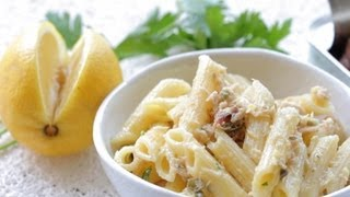 Tuna Lemon Pasta Recipe