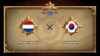 KOR vs NLD, game 1