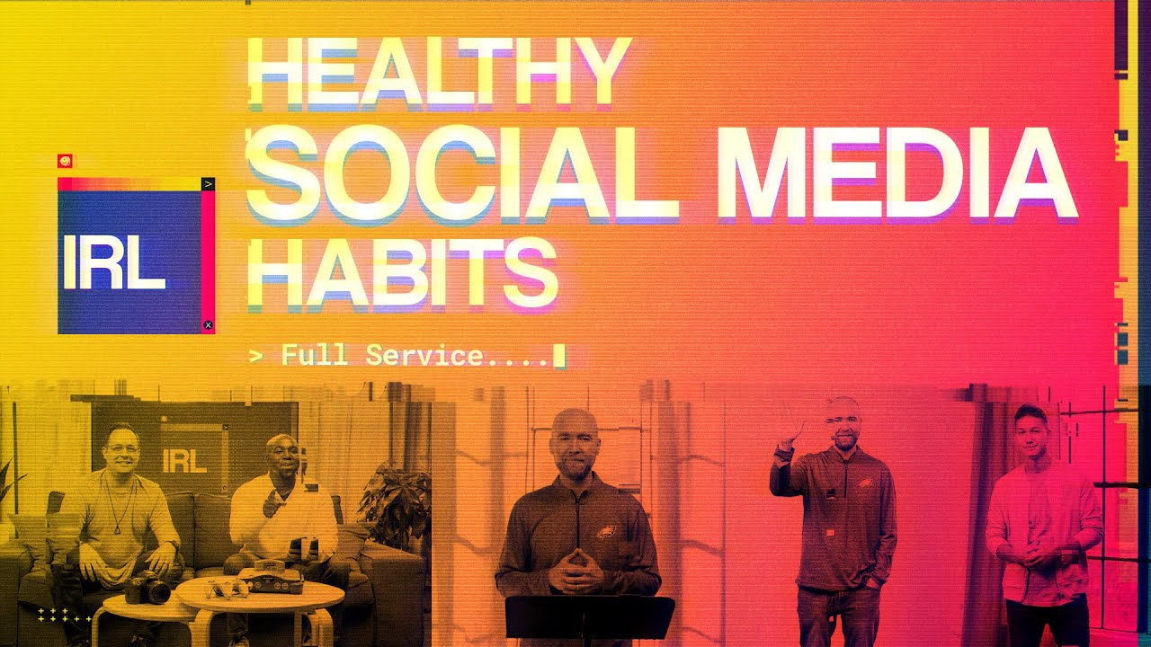 How to Have Healthy Social Media Habits