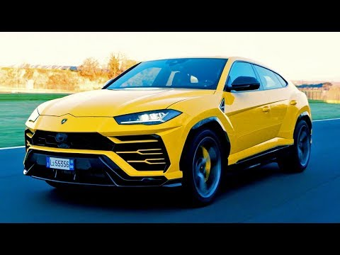 The Lamborghini Urus tested on-road (and off) | Top Gear