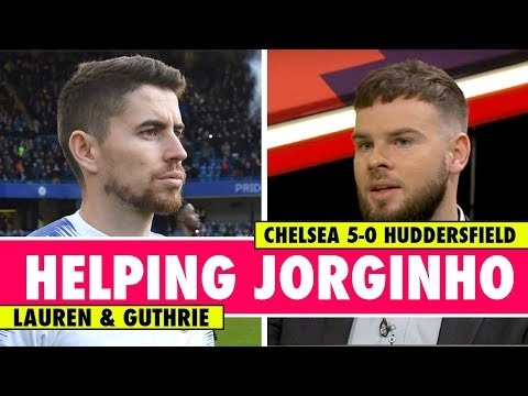"Jorginho ""can't Cover The Ground"" 