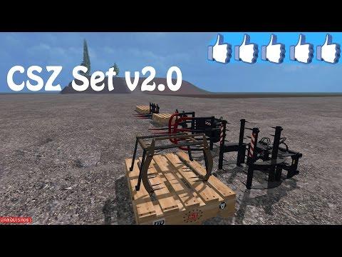 CSZ set v2.0
