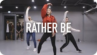 Video Rather Be - Clean Bandit / Yoojung Lee Choreography MP3, 3GP, MP4, WEBM, AVI, FLV Agustus 2018