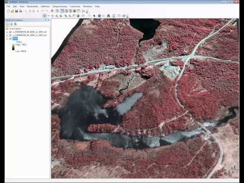 Using ArcScene With ArcGIS 10.2