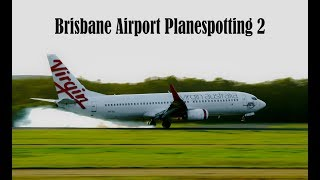 This is the second plane spotting video from Brisbane International Airport! I hope you all enjoy and if you have any questions do ...