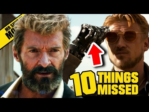 Easter Eggs and References in Marvel s Logan