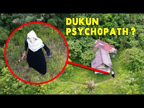 Explorer Drone Ketemu Dukun Psychop4th Di Hutan Terlarang,Jangan Mendekatinya,LARI CEPAT!! Part1