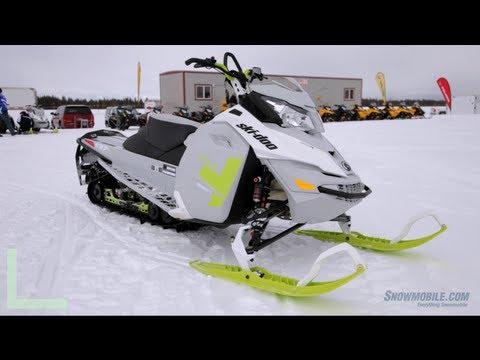 2014 Ski-Doo Freeride 800