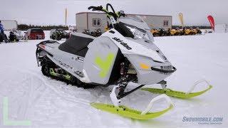 5. 2014 Ski-Doo Freeride 800