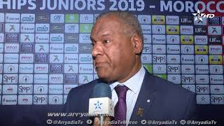 ربورتاج الرياضية|مراكش| اليوم الأول من بطولة العالم للشباب