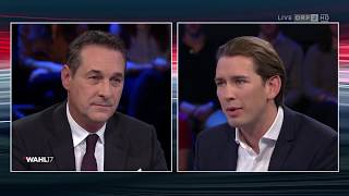 Video Konfrontation ÖVP - FPÖ | Wahl 17 MP3, 3GP, MP4, WEBM, AVI, FLV Oktober 2017