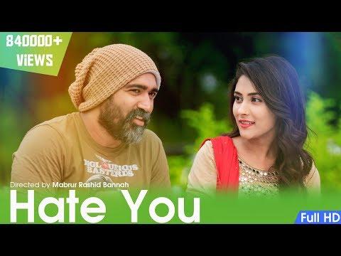 Hate You | Jon Kabir | Mehazabin Chowdhury | Mabrur Rashid Bannah | Bangla Natok